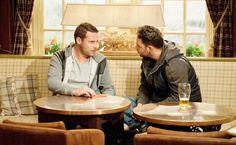 Aaron Livesy (Danny Miller) & Adam Barton (Adam Thomas) (Fall 2015)