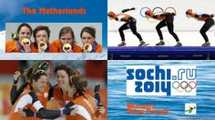 2014 Sochi Winter Olympics Speed Skating: Women's Team Pursuit The Netherlands: Gold