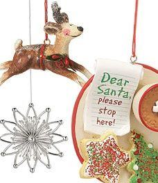 Holiday Ornaments and Accessories