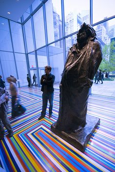 23. Slow down at museums and galleries. Sure, it's hard not to try to see it all because you're thinking you may not return ever again. But getting to know a few pieces well will stay with you longer than browsing the entire exhibition.  In other words, most museums are like supermarkets, but try treating them like delicatessens.