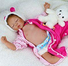 Mio sonnolenta Silicone nuovo Reborn Baby di CRAFTartesanias
