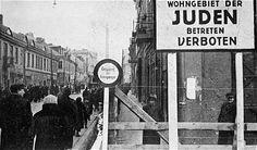 Segregated Jews
