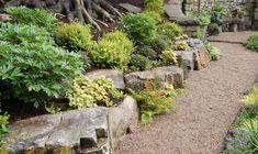 rocks landscaping | Rock Gardens | Cording Landscape Design