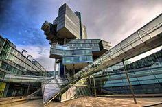 ハノーファーのNord LB Building-その2 | サインワールド - 楽天ブログ