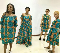 Beautiful Ankara African Print Dresses, African Print Fashion, African Fashion Dresses, African Dress, Fashion Outfits, African Attire, African Wear, African Women, Ankara Styles For Women