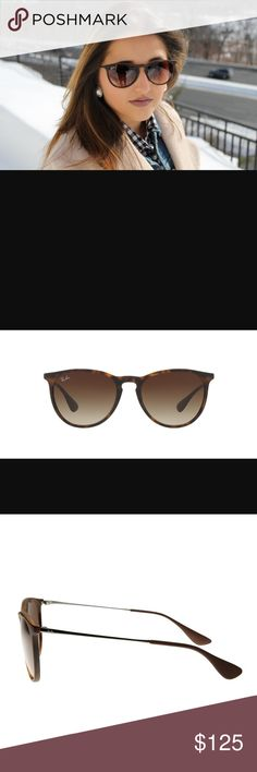 Ray-Ban Sunglasses?? Show off in style with the Ray-Ban RB 4221 Sunglasses, the newest addition to Ray-Ban?s Highstreet sun collection. It features a square frame for a fresh, unisex look, plus new iridescent rubberized tones and high quality mirrored and gradient lenses. Ray-Ban Accessories Sunglasses
