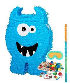 Monsters Pinata Kit