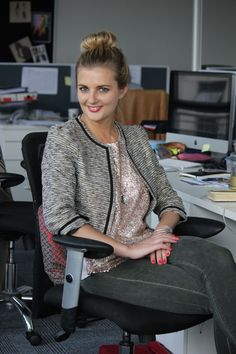 Office style- Holly Meadows