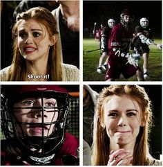 Teen Wolf, Stiles and Lydia