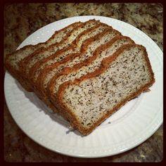 : Liberated Baker :: - Almond Flour Bread -