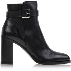 Gianvito Rossi Ankle Boots ($1,225) ❤ liked on Polyvore