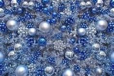Image detail for -Christmas Decoration Blue Balls Background Royalty Free Stock Photo ...