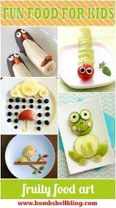 Bildergebnis für essen dekorieren für kinder