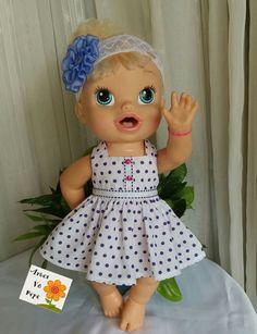 4e5a37b12 Compre Roupinha baby alive  3 PEÇAS no Elo7 por R  49