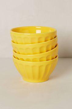 Latte Bowl Set