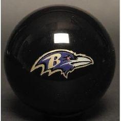 Billiards Equipment for Kids - NFL Baltimore Ravens Licensed Black home color Billiard Table Cue Ball  8 Ball *** Visit the image link more details.