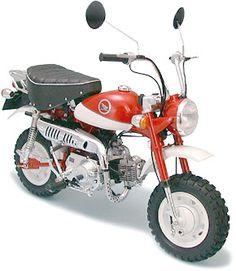 Honda Monkey 75