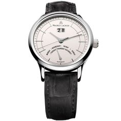 Maurice Lacroix Herren-Armbanduhr Les Classiques Analog Automatik LC6358-SS001-13E | Your #1 Source for Watches and Accessories