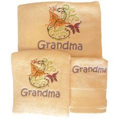 Wamsutta Towel Set - Vanilla