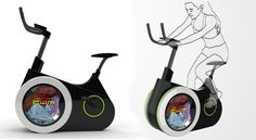 KAM APPLIANCES | www.kamonline.com | EXERCISE AND WASH LAUNDRY WITH THIS AMAZING ECO-FRIENDLY BICYCLE