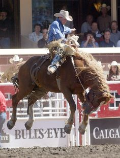 Calgary Stampede 100 Day Countdown: 1997 – Papa Smurf #YYC
