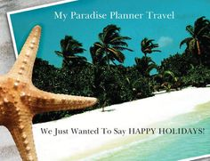 my paradise travel planner