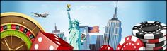 Win a trip for two to New York City with Mension Casino - #onlineCasino #WelcomeBonuses
