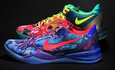 """Nike Kobe 8 """"What the Kobe"""""""