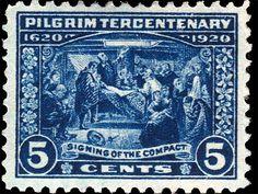 US Stamps 1920    Scott # 550