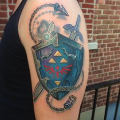 These amazing nerdy tattoos prove . Your swirlies are nothing in comparison to needles!