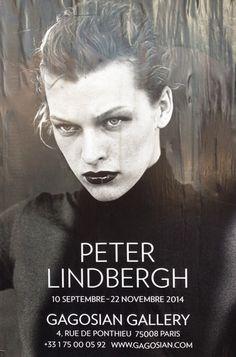 #PeterLindbergh : une exposition à la galerie Gagosian : C'est l'événement #photo de l'automne : Peter Lindbergh expose à #Paris, et plus précisément à la galerie Gagosian, pour la première fois depuis dix ans. La prestigieuse galerie présente une sélection d'images réalisées par ce grand photographe ces trente dernières années.
