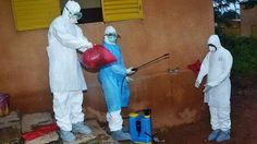 The World Health Organization says the largest ever #Ebola epidemic has infected an estimated 2,615 people.  Liberia has been hardest-hit of the affected countries, with 2,612 people.  It is expected to get worse.