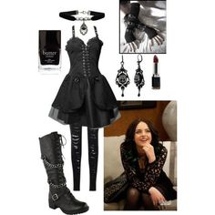 Cute Emo Outfits, Bad Girl Outfits, Cheer Outfits, Indie Outfits, Hot Outfits, Casual Outfits, Egirl Fashion, Fashion Outfits, Jade West Style