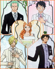 One Piece only pinning for Law in a suit