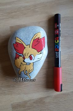 #pokemon #fennekin