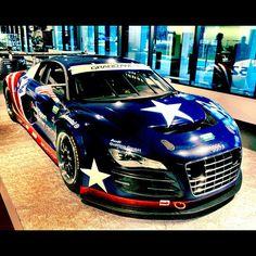 Audi #WantAnR8