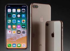 Apple presenta el iPhone X y el iPhone 8 La compañía da a conocer sus nuevos teléfonos, el Apple Watch Series 3 y el Apple TV 4K en la conferencia anual, celebrada en su nueva sede #Apple