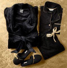 Gold Standard: #Soma Embraceable Pajamas, Robe, & Slippers #MySomaWishList #MySomaWishList