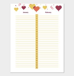Free printable weekly appointment calendar calendar templates 75 birthday and anniversary calendar for word saigontimesfo