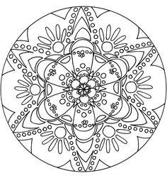 coloring page Mandala on Kids-n-Fun. Coloring pages of Mandala on Kids-n-Fun. More than coloring pages. At Kids-n-Fun you will always find the nicest coloring pages first! Adult Coloring Pages, Coloring Pages For Teenagers, Abstract Coloring Pages, Cool Coloring Pages, Mandala Coloring Pages, Christmas Coloring Pages, Coloring Pages To Print, Free Printable Coloring Pages, Coloring Sheets
