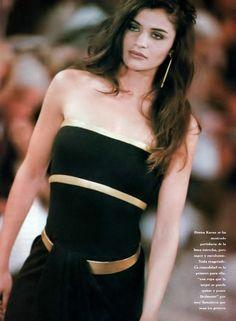 Donna Karan / Fall-Winter 1991-92.