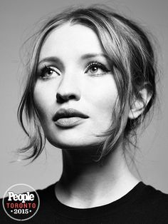 Exclusive: See Kate Winslet, Drew Barrymore, Toni Collette and More Take Over PEOPLE's TIFF Portrait Studio | EMILY BROWNING | Browning stars opposite Tom Hardy in Legend, which explores the reign of two of England's most notorious criminals.