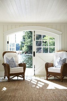 Blisswood Cottage BoatHouse designed by Muskoka Living Interiors ...