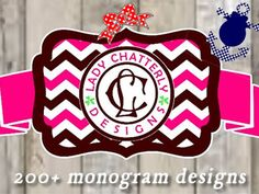 This bundle contains well over 200 unique monogram frames & patterned designsbrought to you in 20 beautiful sets, each with it's own theme. The regular price for all these sets combined is $186 butnow you can grab them all for just $19. This is the ultimate collection and will save you loads of time and …