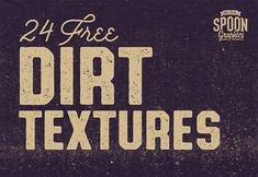 24 Free Dirt Textures in High Resolution JPG & PNG Format
