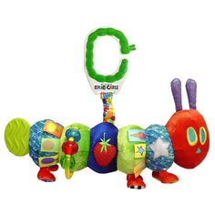Kids Preferred Eric Carle The Very Hungry Caterpillar Activity Toy Baby Toys, Kids Toys, The Very Hungry Caterpillar Activities, Fine Motor Skills Development, Childhood Characters, Beloved Book, Interactive Toys, Developmental Toys, Baby Must Haves