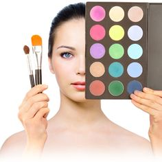 This website is amazing. 10 great make up tips in a language that is understood by non make up experts. NEW Real Techniques brushes makeup -$10