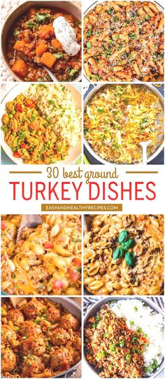 groundturkeytacos recipes healthy ground turkey dishes resist that easy one can and 30 no 30 Ground Turkey Dishes That No One Can Resist Easy and Healthy Recipes 30 Ground Turkey DishesYou can find Ground turkey chili and more on our website Ground Turkey Enchiladas, Ground Turkey Pasta, Ground Turkey Chili, Ground Turkey Meal Prep, Healthy Ground Turkey, Ground Turkey Recipes, Healthy Turkey Recipes, Healthy Summer Recipes, Super Healthy Recipes
