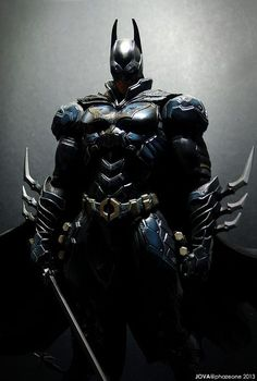 DC Variant Batman (Play Arts Kai) | by Jova Cheung & Awesome BATMAN BEYOND Cosplay Shows True Craftsmanship | Pinterest ...