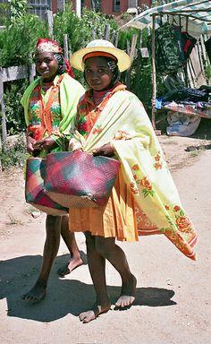 Market day, Madagascar